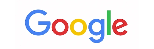 Google logo 500x160